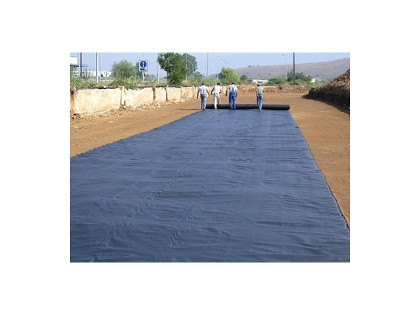 Woven Geotextile High Flow